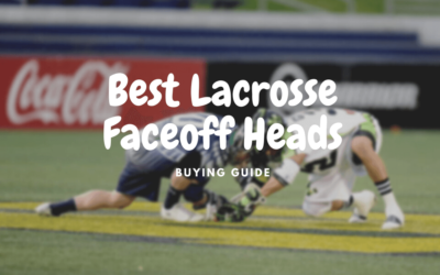 Best Lacrosse Faceoff Heads In 2021 (Ultimate Buying Guide)