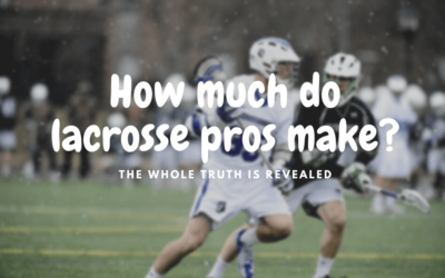 How Much Do Lacrosse Players Make In MLL and NLL Leagues?