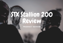 STX Stallion 200 Lacrosse Stick Review