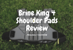 Brine King 4 Shoulder Pads Review